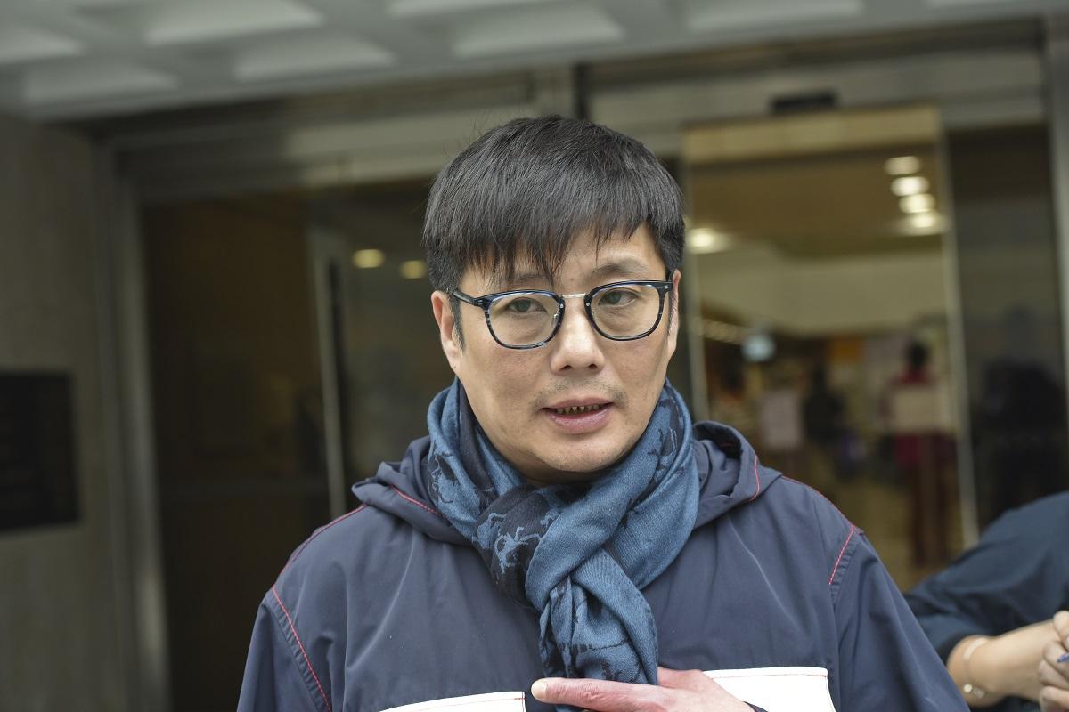 「板前壽司」創辦人鄭威濤。資料圖片