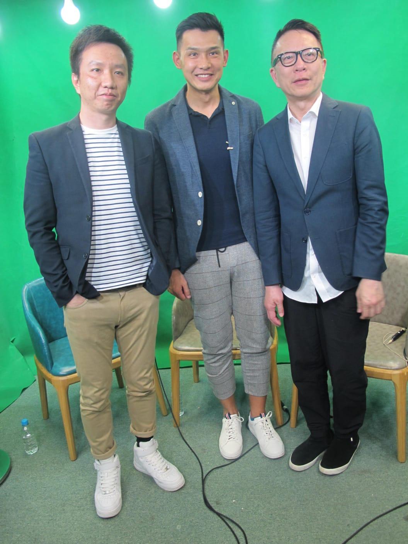 劉家聰為網台節目《關公與你》擔任嘉賓。