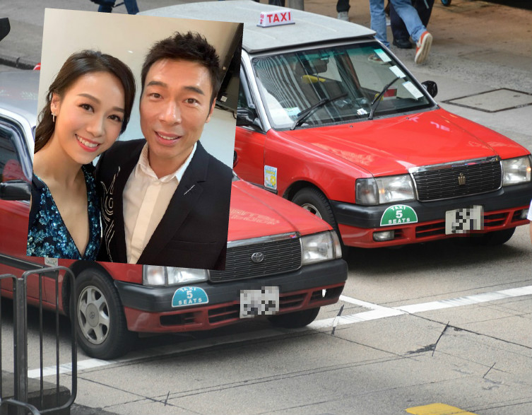 藝人許志安背妻偷食,與黃心穎車廂攬錫被偷拍。資料圖片