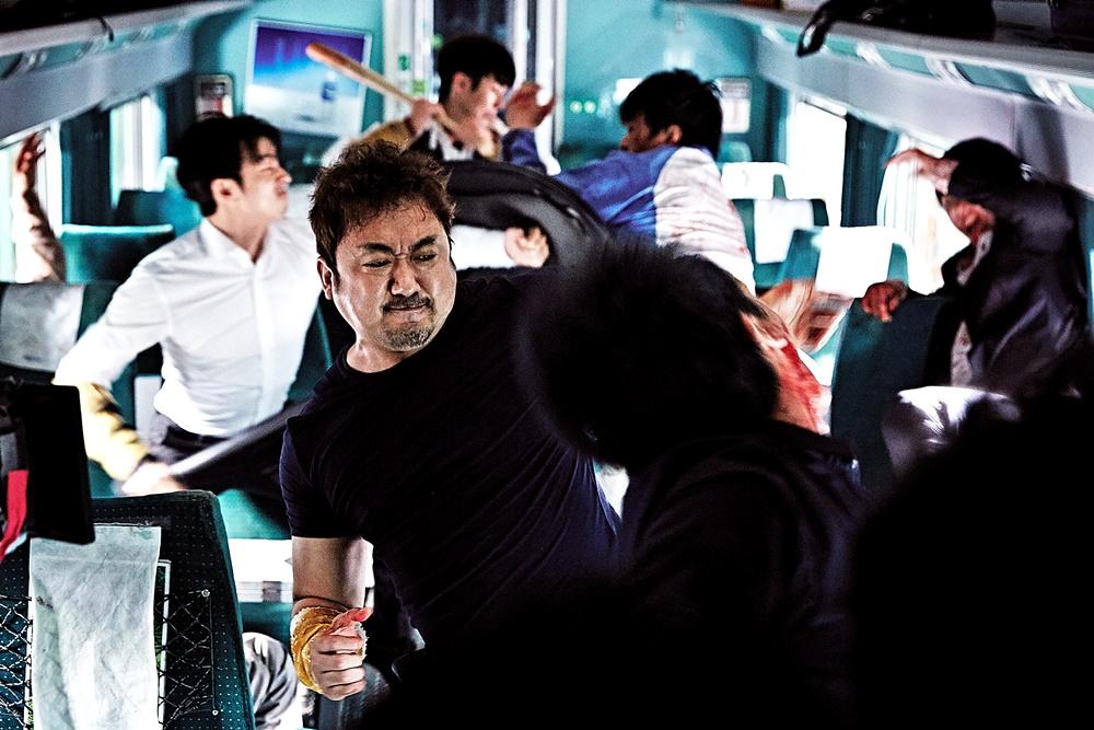 憑《屍殺列車》打響名堂的馬東錫,有望加盟漫威電影《永恒族》。資料圖片