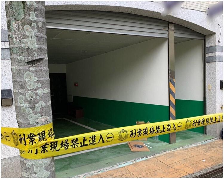 刚离婚夫妇在汽车旅馆自杀。网图