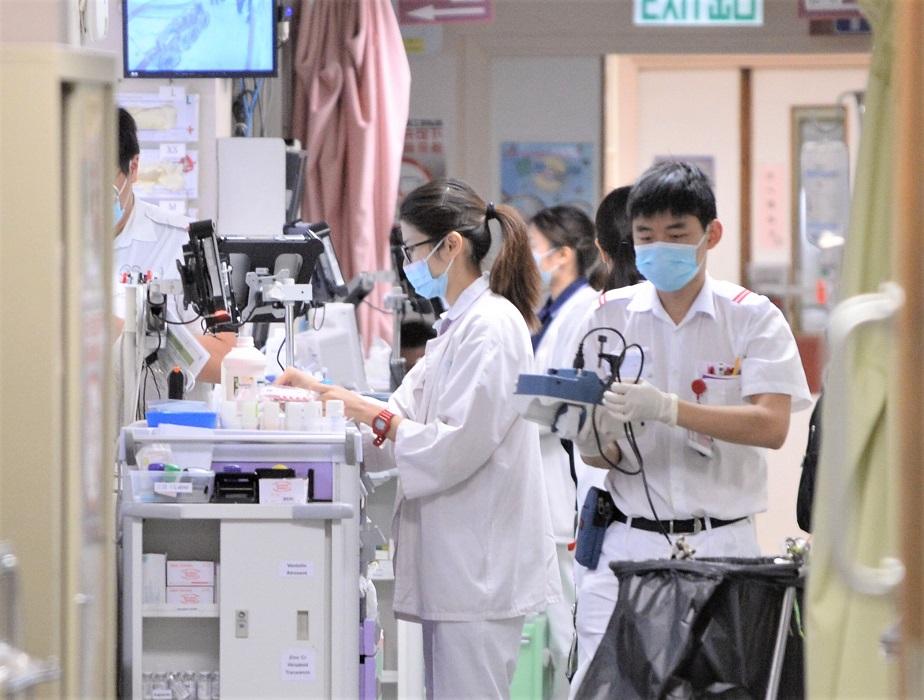 港大及中大醫學院繼續獲新加坡政府認可。資料圖片