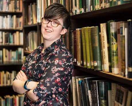 女記者麥基在克里根發生的暴力事件中遭槍擊身亡。AP