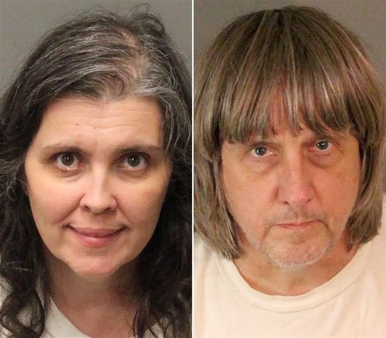 特平(右)及路易絲(左)被判終身監禁。
