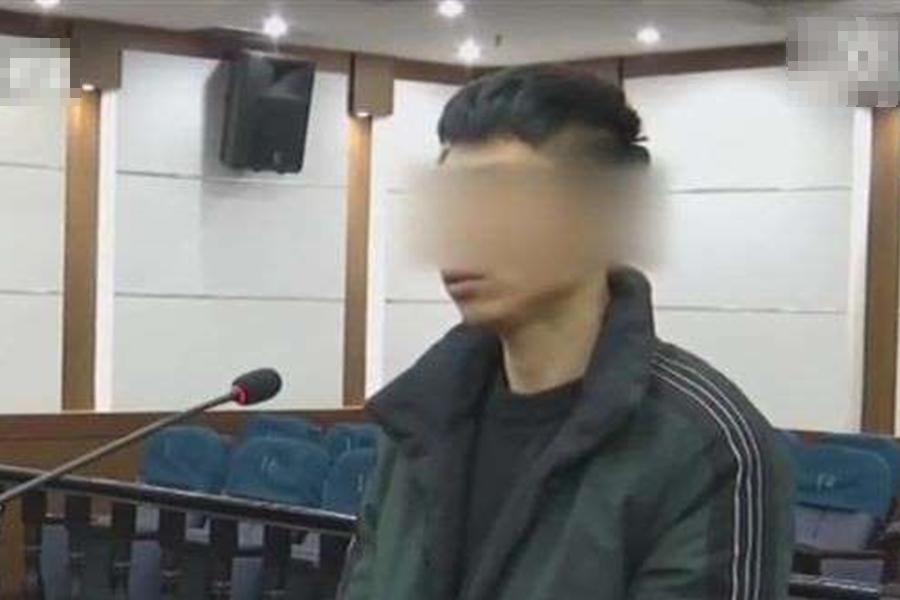 內地一名男子4年前聯同兩名友以「碰瓷」手法騙錢,今年3月被警方逮捕。  網上圖片