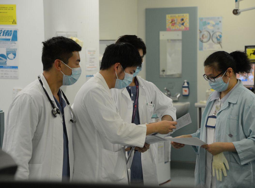 醫專重申,支持以任何方式改善本港醫療系統人手短缺的問題。資料圖片