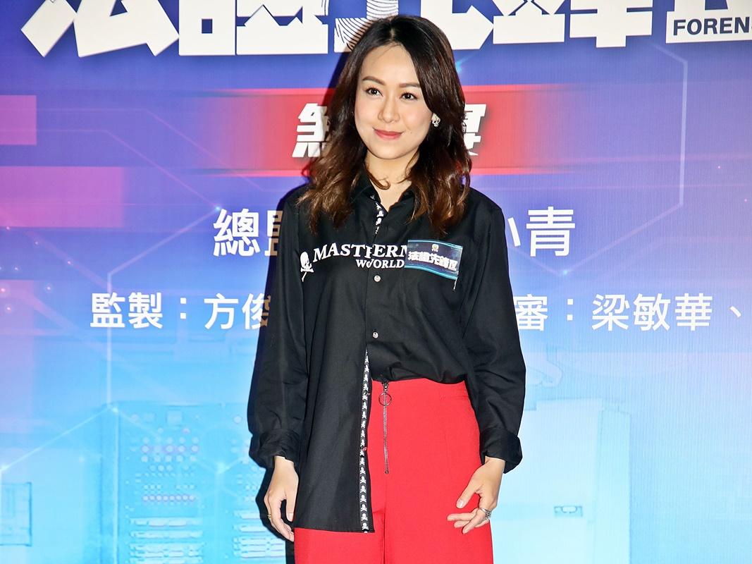 台慶劇《法證IV》傳因黃心穎所累,或要延播。資料圖片
