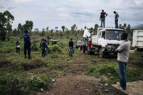 剛果民主共和國東部基伍湖上周發生翻船事故,導致多人死亡。