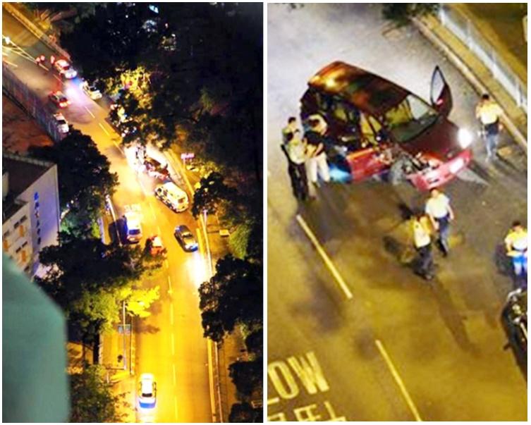 fb「香港突發事故報料區」Fai Chai圖片