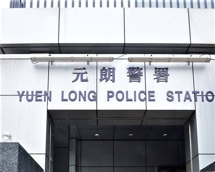 警方元朗反酒後駕駛 39歲男司機被捕