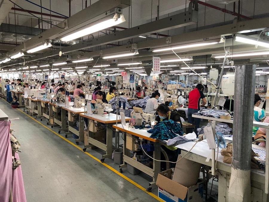 Quikec的平台目前得到100多家工廠的數據支持,成衣檢驗時可以AI及大數據分析技術在2、3秒抽起問題貨品。