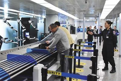 首都機場近期將採取更為嚴格的安全檢查措施。