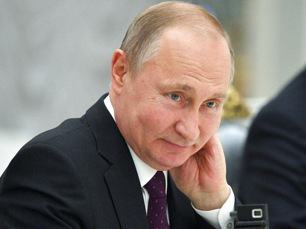 「別爾哥羅德號」是總統普京軍備庫中最具破壞力的武器之一。AP