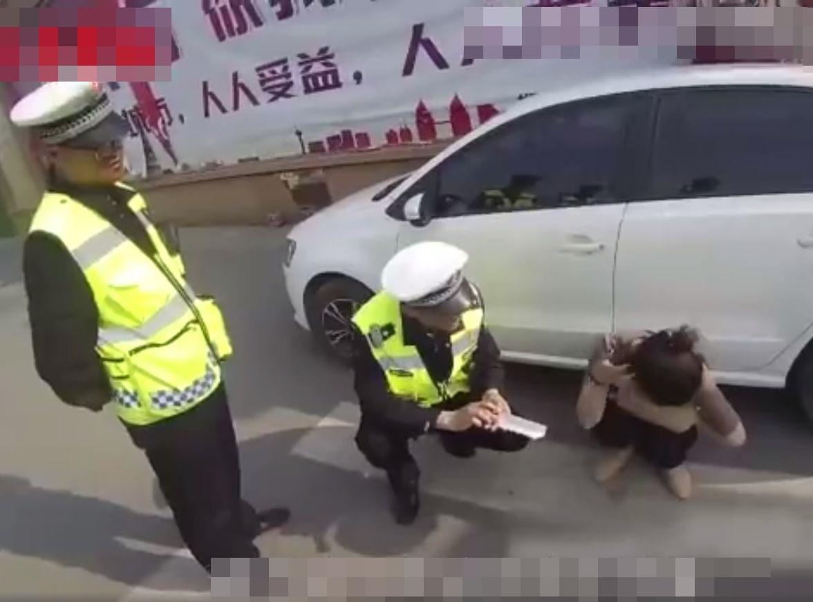 她最終被罰款1000元人民幣,並處以15日行政拘留。網圖