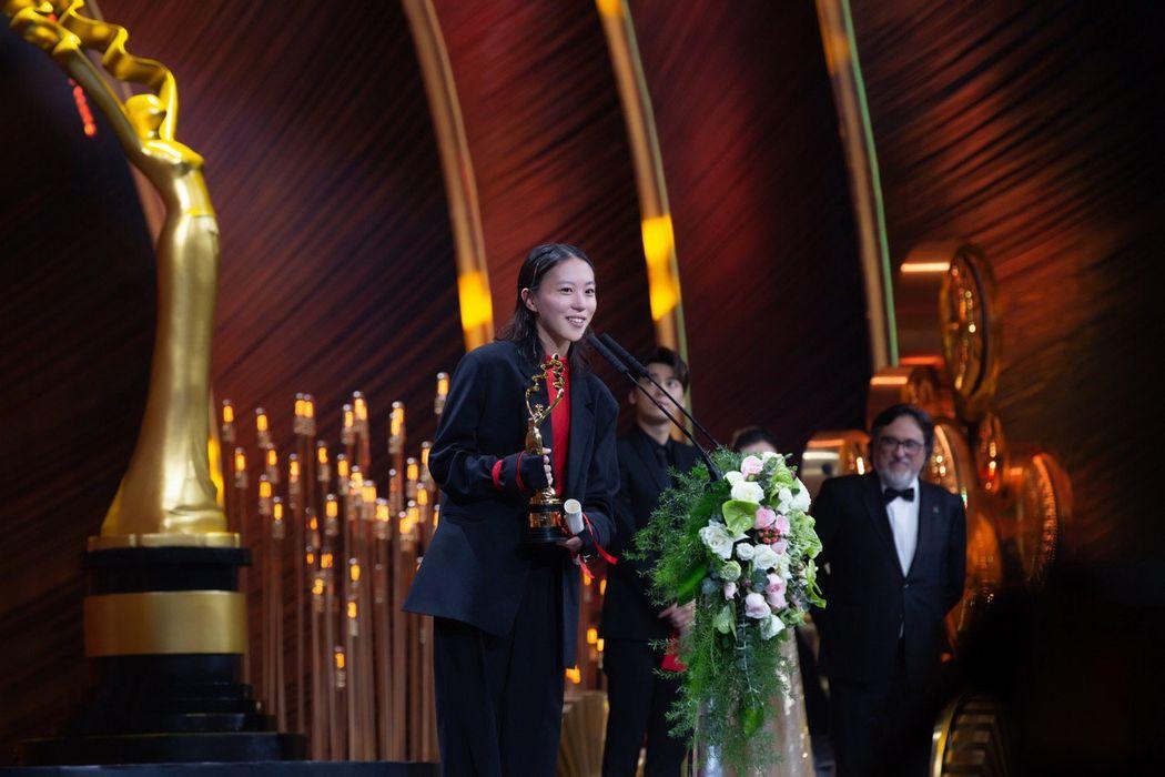 竇靖童在「北京國際電影節」奪最佳女配角。