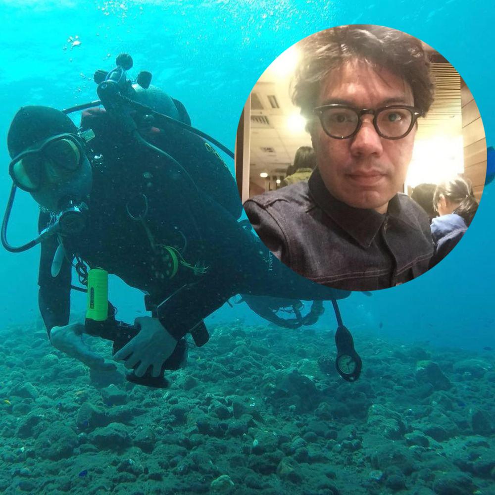 50歲的死者Julio Miguel,在馬爾代夫潛水後不幸猝死。