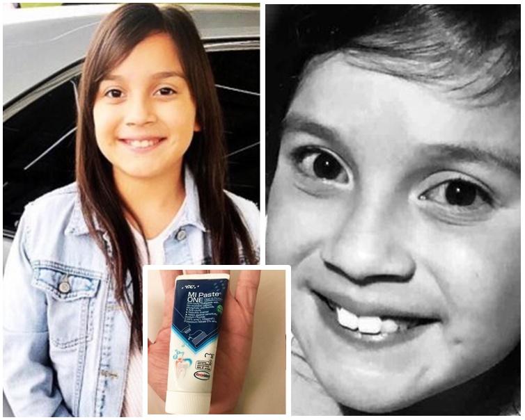 莎達對牙膏對出現過敏現而喪命。網圖