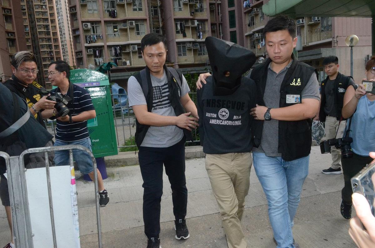 22歲賊人被捕