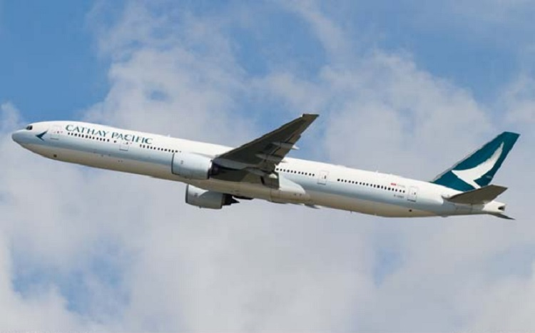 首宗事故發生於1月26日由日本札幌前往香港的波音777-367型飛機