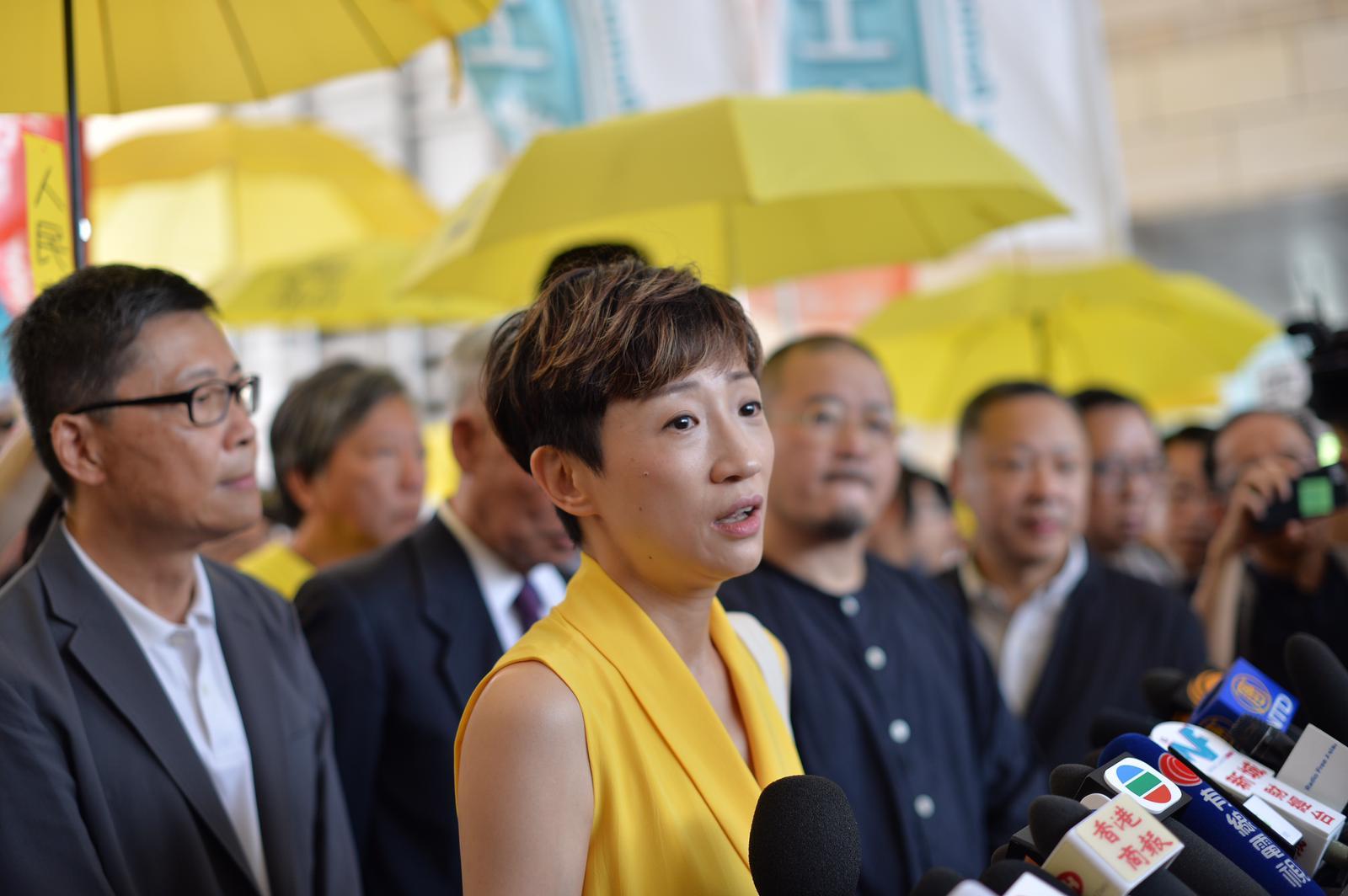 陳淑莊因急病,須押後至6月10日才判刑。