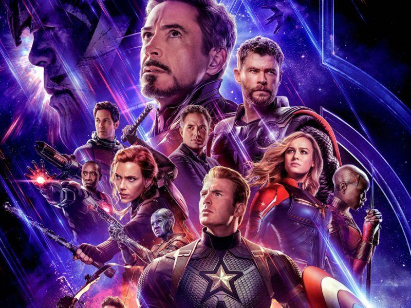 《復仇者聯盟4:終局之戰》(Avengers:Endgame)今日在中港等地開畫。