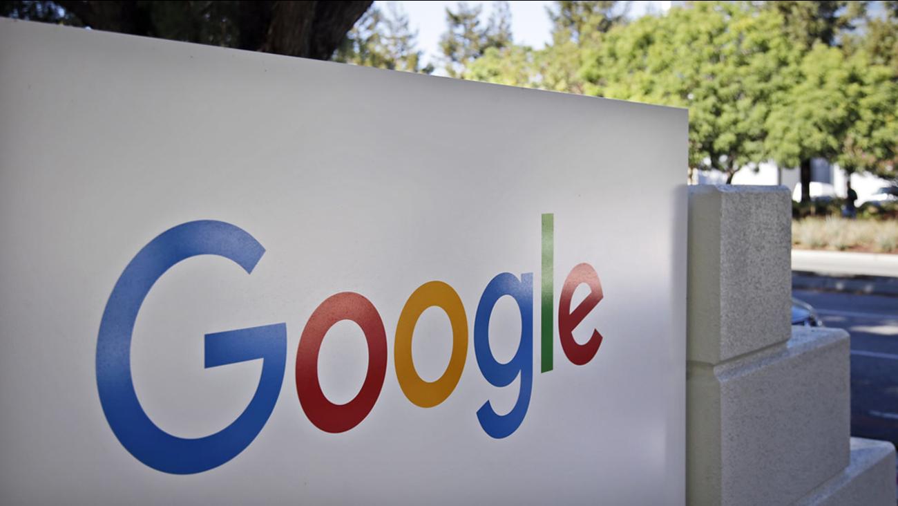 Google否認向員工作出報復。AP圖片