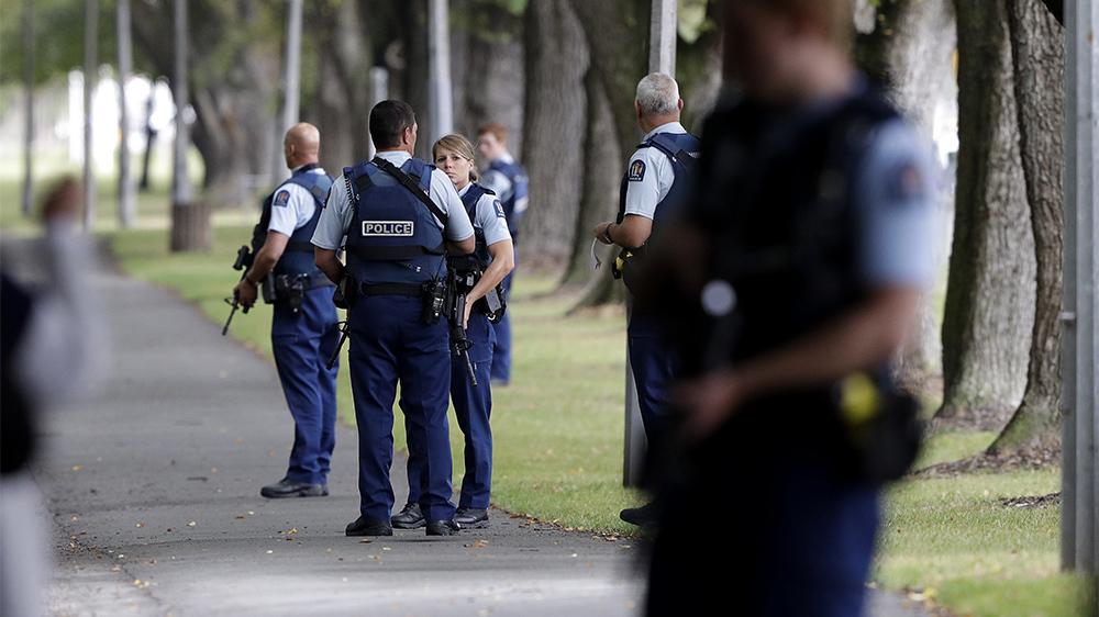 3月15日基督城兩座清真寺遇襲造成50名穆斯林喪命。AP圖片