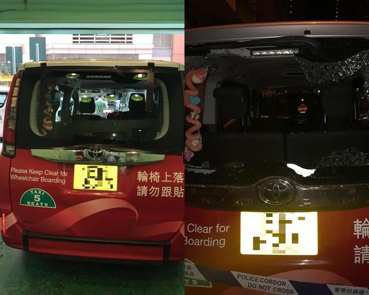 Diamond Cab (鑽的) FB圖片