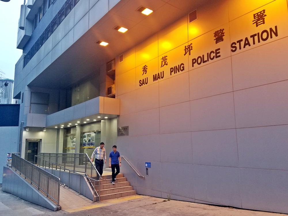 觀塘一名23歲男子涉於電梯偷拍裙底被捕。資料圖片