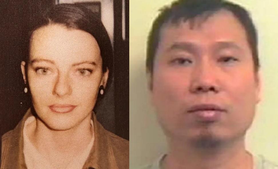 陈志民(右)承认在1997年11月谋杀性工作者怀尔德。