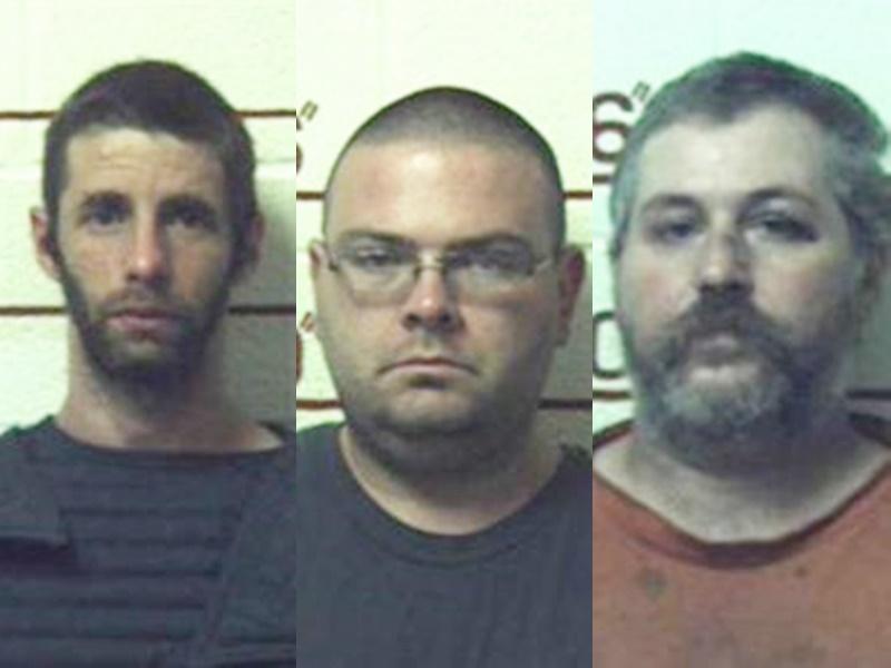 三男性侵農場動物數百次,被判囚最高41年。網上圖片