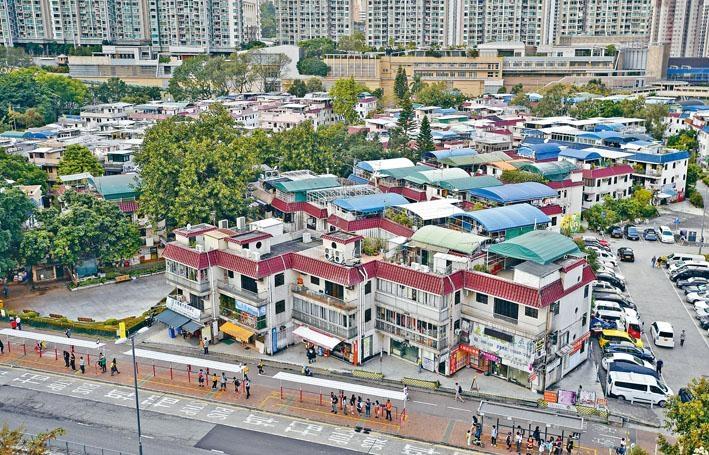 元朗十八鄉居民譚瑋鋒入稟法院,司法覆核丁屋政策遭駁回申請。 資料圖片