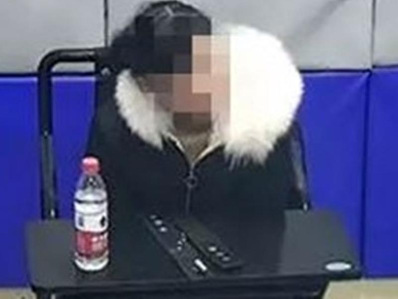 徐蓉一家曾以同樣手法騙取約10萬人民幣,目前警方已將他們逮捕調查。  網上圖片