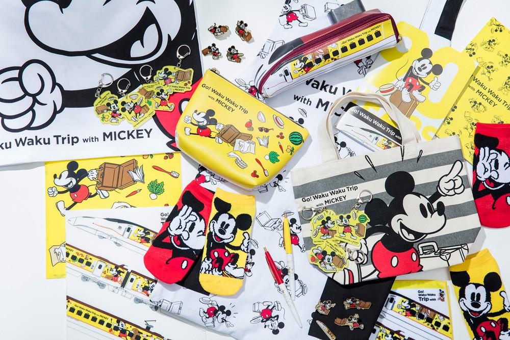將會推出多款周邊限定商品。迪士尼網頁圖片