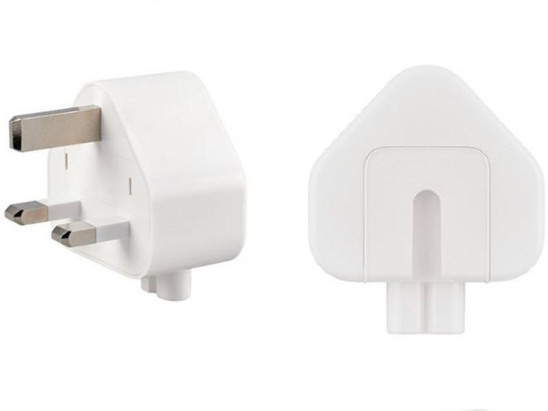機電署提醒Apple插頭有潛在觸電風險。新聞處圖片