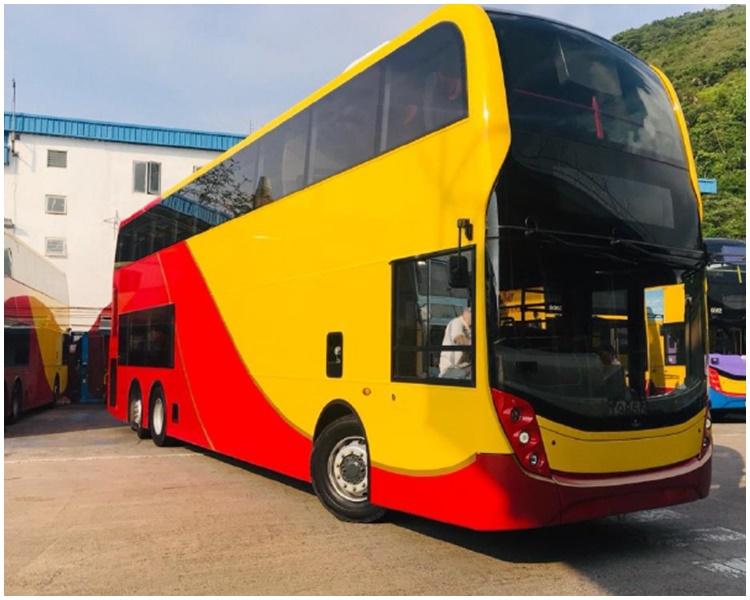 新巴士待運輸署審批後便可投入服務。