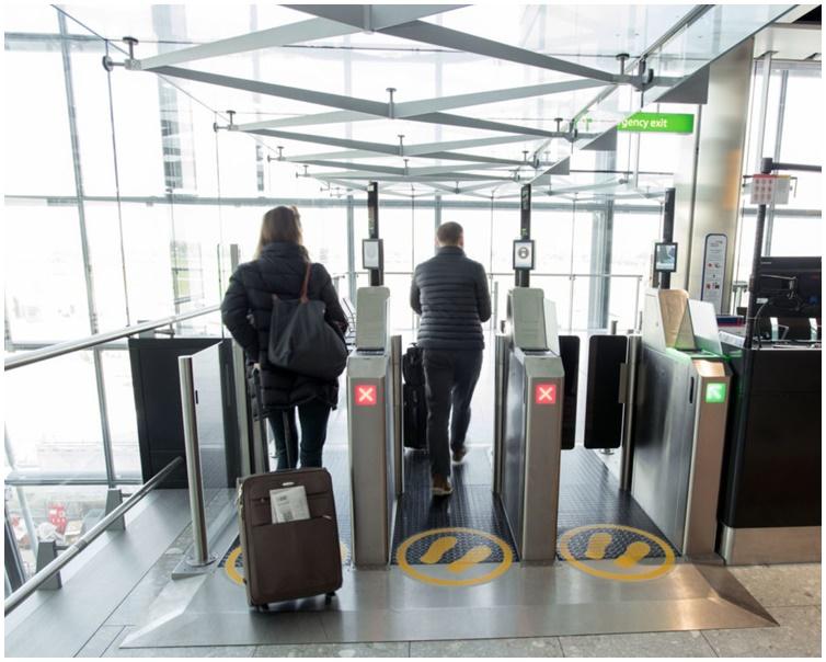 届时旅客办理登机手续时无需再出示护照或登机证。