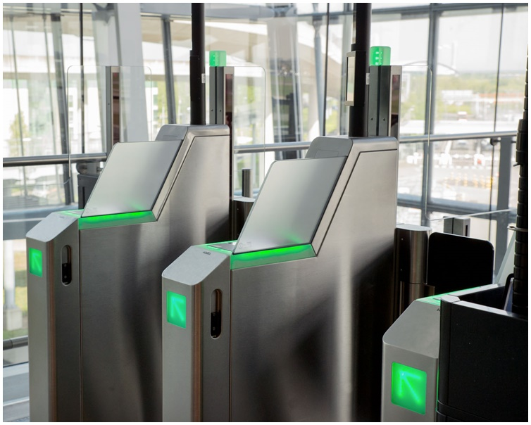 新技术可以令旅客节省不少时间。