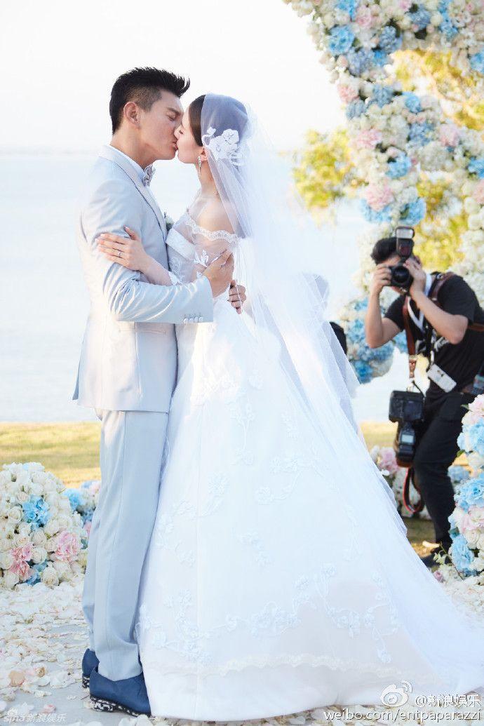 吳奇隆與劉詩詩在2015年結婚。