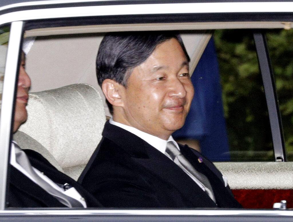 59岁的皇太子德仁成为新日皇。 图片
