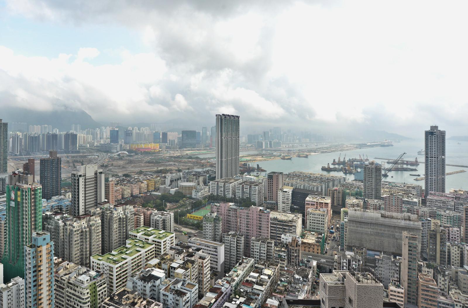 本港樓價長年高企。資料圖片