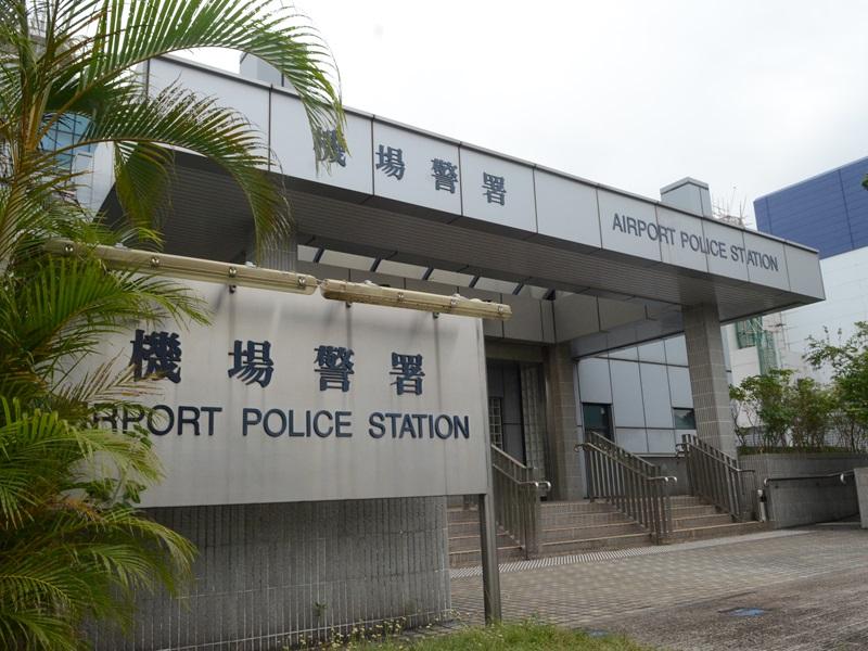 25歲男子涉嫌非禮被帶署調查。資料圖片