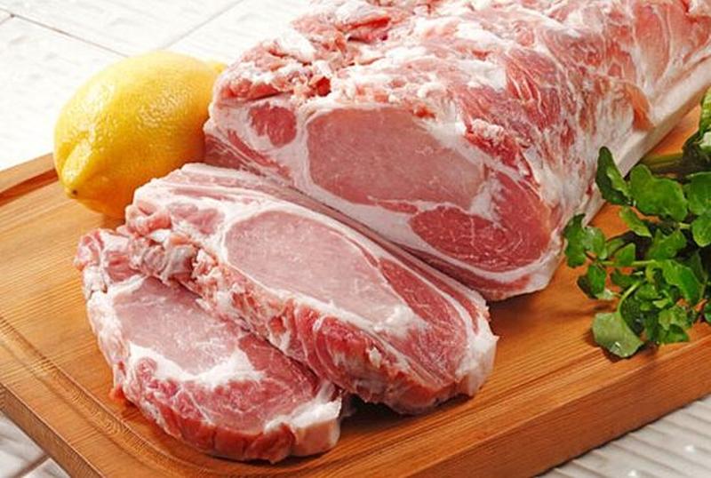 加拿大稱中國暫停從兩家加拿大公司進口豬肉,原因不明。(網圖)