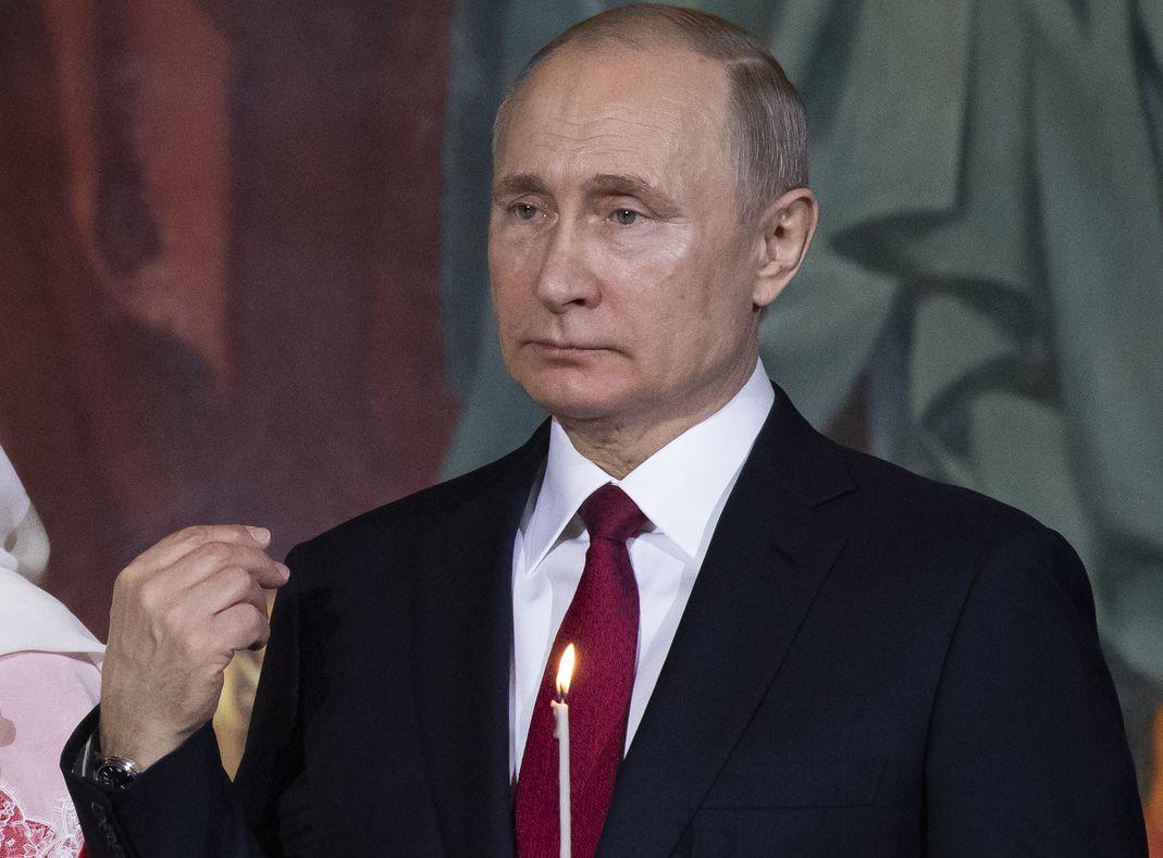 普京签署新法例,建立一个属于俄罗斯、独立运作及与世界其他地区分开的互联网系统。