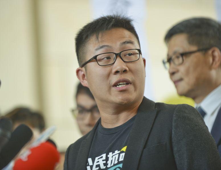 黄浩铭被判入狱8个月。资料图片