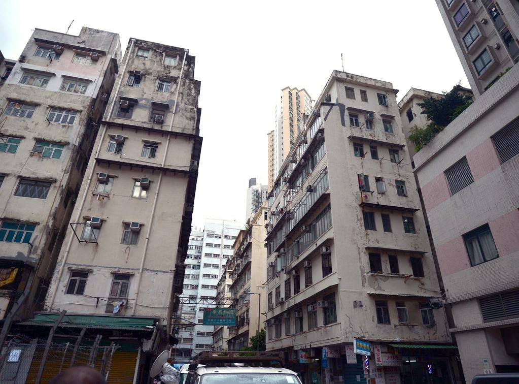 市建局向九龙城荣光街/崇安街发展项目的物业业主发出收购建议。资料图片