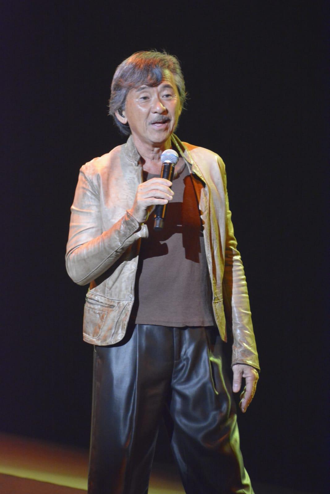 林子祥一連5場《林子祥 Lamusical 2019 演唱會》晚上在紅館開鑼。