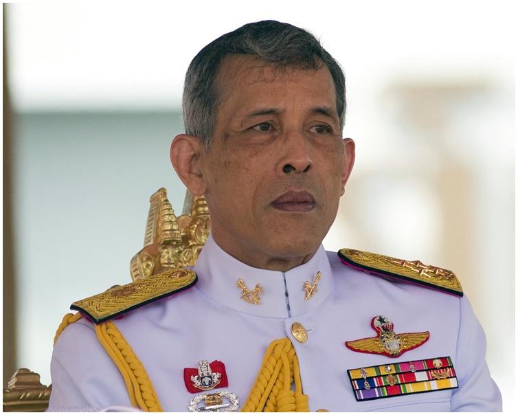 泰王哇集拉隆功今日进行加冕仪式。