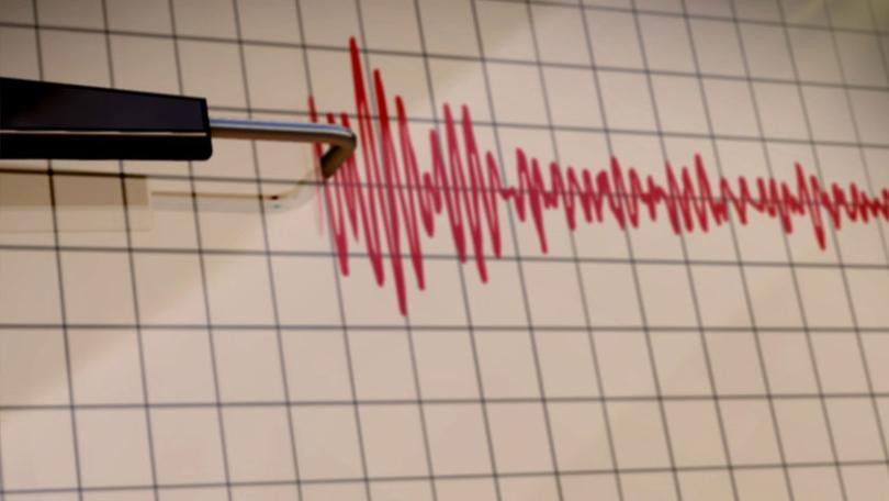北海道东岸外海今日凌晨发生规模5.8级地震。网上图片
