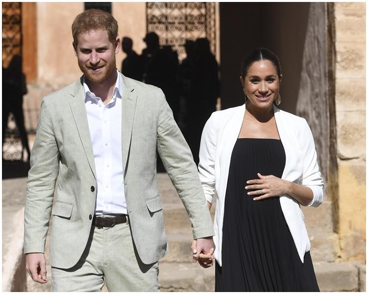 傳英女皇亦不滿哈里太縱梅根。AP